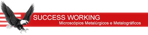 Microscópios Metalográficos - Equipamentos de medição - Success Working
