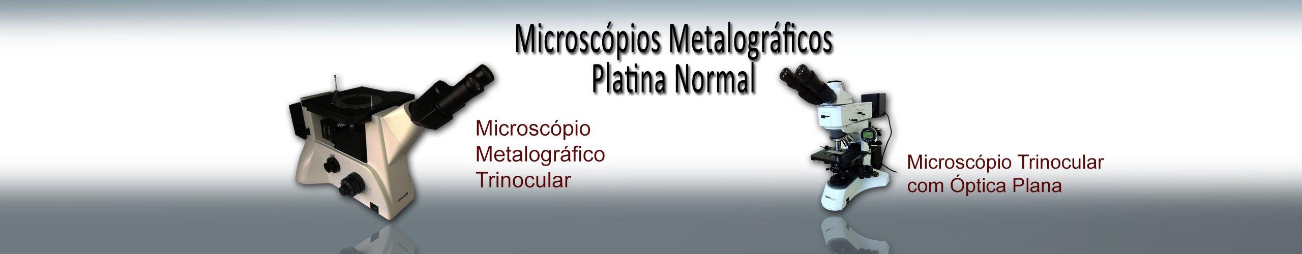 microscópio platina normal modelo 02